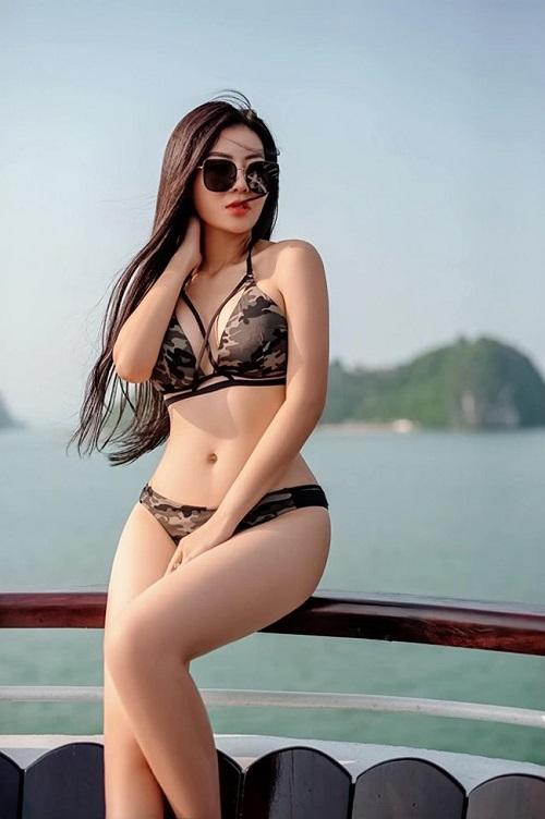 """Vẻ đẹp nóng bỏng của diễn viên Thanh Hương từ chối """"lời gạ gẫm"""" nghìn đô - Ảnh 3"""