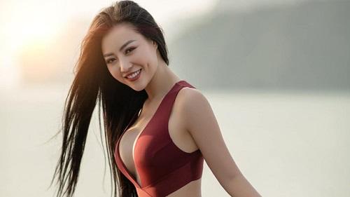 """Vẻ đẹp nóng bỏng của diễn viên Thanh Hương từ chối """"lời gạ gẫm"""" nghìn đô - Ảnh 9"""