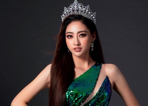 Hoa hậu Lương Thùy Linh: Đến với cuộc thi nhan sắc thế giới để góp phần lan tỏa văn hóa Việt - Ảnh 1