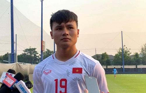 Quang Hải: Dù U23 Triều Tiên đã thua 2 trận nhưng U23 Việt Nam không được chủ quan - Ảnh 1