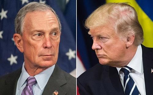 Tổng thống Trump: Chiêu quảng cáo của ông chủ Bloomberg cực kỳ sai lầm - Ảnh 1