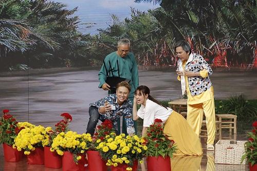 Ninh Dương Lan Ngọc hợp lực cùng Duy Khánh livestream xuyên Đêm giao thừa - Ảnh 4