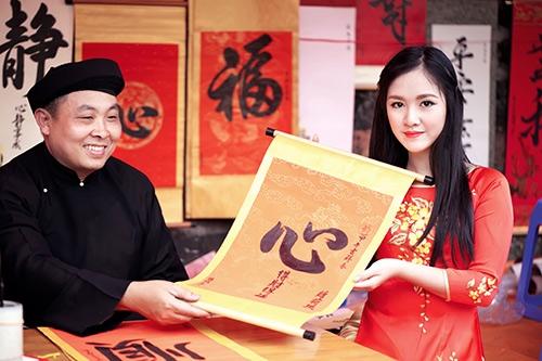 Xin chữ đầu Xuân - Nét đẹp văn hóa của người Việt - Ảnh 4