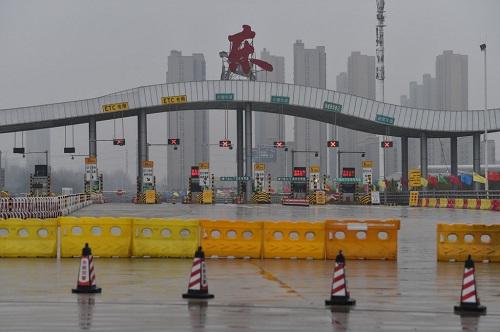 """Bên trong thành phố Vũ Hán 11 triệu dân sinh sống sau lệnh """"phong thành"""" vì virus corona - Ảnh 3"""