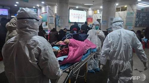 """Bên trong thành phố Vũ Hán 11 triệu dân sinh sống sau lệnh """"phong thành"""" vì virus corona - Ảnh 1"""