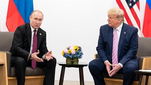 Ông Trump từng nổi giận vì cấp dưới không kết nối cuộc gọi của ông Putin - Ảnh 1