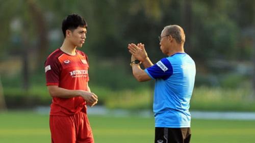 Đình Trọng trở lại, U23 Việt Nam nhận thất bại tiếc nuối trong trận đấu kín với U23 Bahrain - Ảnh 2