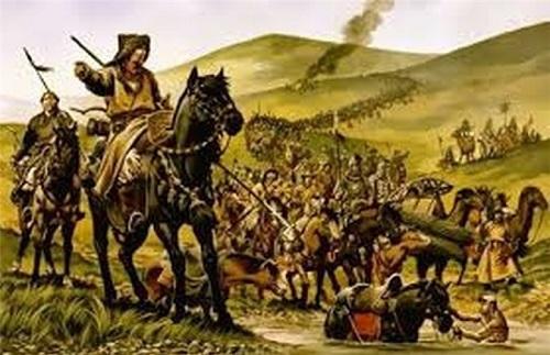 Ba nguyên nhân khiến đội quân thiện chiến của Thành Cát Tư Hán không dám tiến đánh Ấn Độ - Ảnh 2