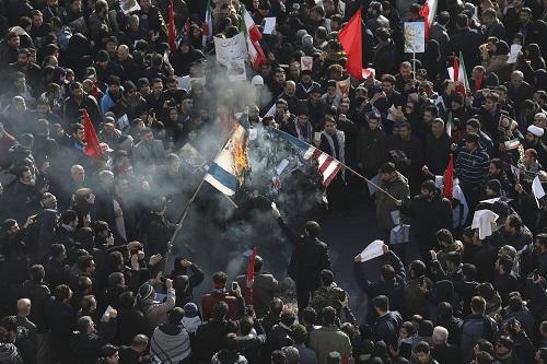 Hàng triệu người Iran rơi nước mắt, xuống đường tiễn đưa tướng Soleimani - Ảnh 9