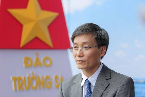 """Trưng bày ảnh """"Luật gia Việt Nam với Biển, đảo quê hương"""": Khơi gợi tình yêu, chủ quyền biển đảo - Ảnh 6"""