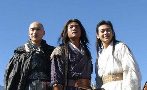 Kiếm hiệp Kim Dung: Kiều Phong, Hư Trúc, Đoàn Dự kịch chiến, ai là người chiến thắng? - Ảnh 1