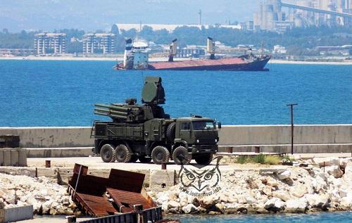Tình hình chiến sự Syria mới nhất ngày 13/10: Hàng phòng thủ tối tân bảo vệ căn cứ hải quân Nga ở Syria - Ảnh 1