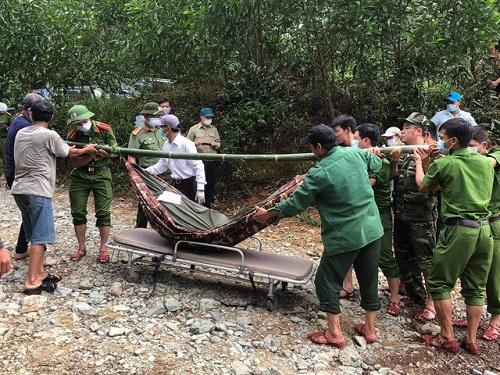 Vụ sạt lở Thủy điện Rào Trăng 3: Cận cảnh hiện trường Trạm bảo vệ rừng 67 bị vùi lấp hoàn toàn - Ảnh 6
