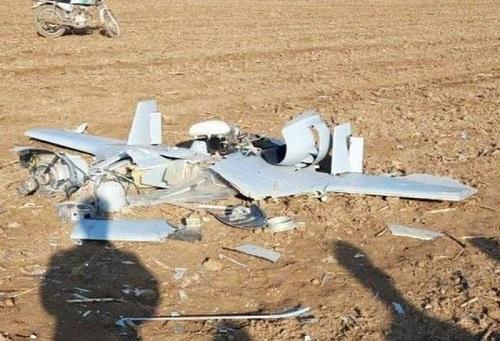 Phòng không Iran bắn hạ máy bay không người lái của Azerbaijan - Ảnh 1