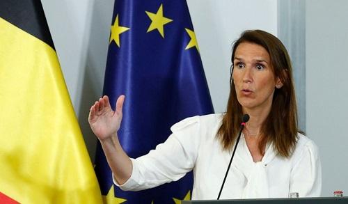 """Ngoại trưởng Bỉ và Áo mắc COVID-19 khiến cuộc họp đối ngoại EU nguy cơ thành sự kiện """"siêu lây nhiễm"""" - Ảnh 1"""