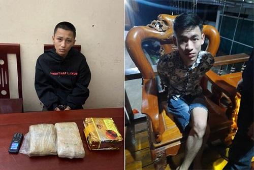 Nghệ An: Triệt xóa đường dây vận chuyển ma túy số lượng lớn - Ảnh 1