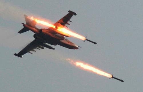 Tình hình chiến sự Syria mới nhất ngày 2/10: Nga-Syria lại dội bão lửa xuống khủng bố IS - Ảnh 1