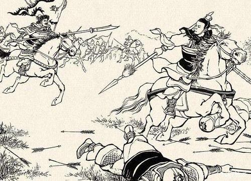 Tam Quốc Diễn Nghĩa: Đệ nhất mãnh tướng là ai mà Lữ Bố hay Triệu Vân cũng khó đánh bại? - Ảnh 2