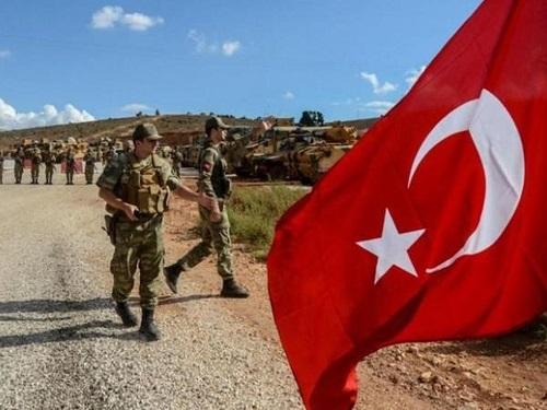 Tình hình chiến sự Syria mới nhất ngày 20/10: Tăng chiến đấu 70 tấn của Thổ Nhĩ Kỳ quay lại Syria - Ảnh 3