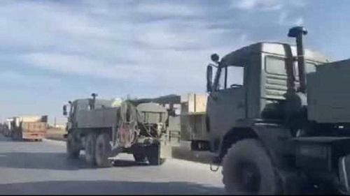 """Tình hình chiến sự Syria mới nhất ngày 21/10: Không quân Nga dội bom """"thổi bay"""" đoàn xe quân thánh chiến - Ảnh 2"""