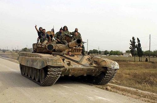 """Tình hình chiến sự Syria mới nhất ngày 21/10: Không quân Nga dội bom """"thổi bay"""" đoàn xe quân thánh chiến - Ảnh 3"""