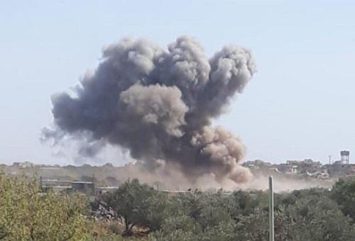 Tình hình chiến sự Syria mới nhất ngày 22/10: Nga dùng bom dẫn đường hủy diệt phiến quân - Ảnh 1