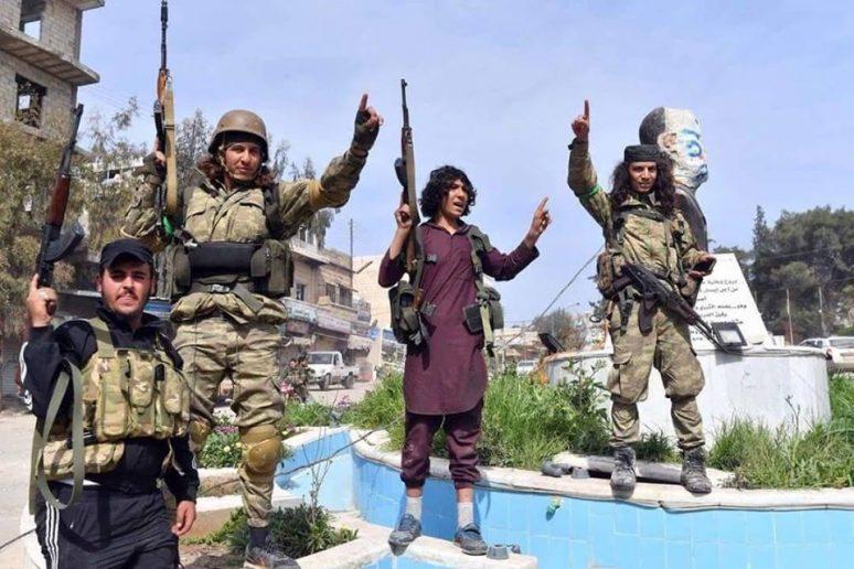 Tình hình chiến sự Syria mới nhất ngày 23/10: Không quân Nga dồn dập oanh kích khủng bố HTS tại Syria - Ảnh 2