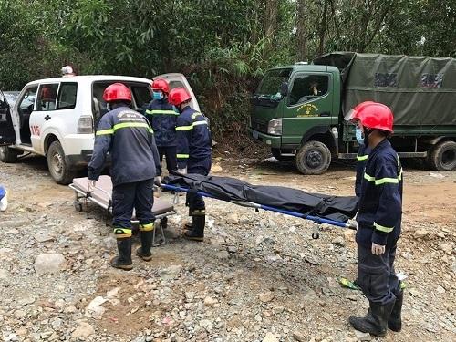 Vụ sạt lở thủy điện Rào Trăng 3: Tìm thấy thêm 2 thi thể nạn nhân mất tích - Ảnh 1
