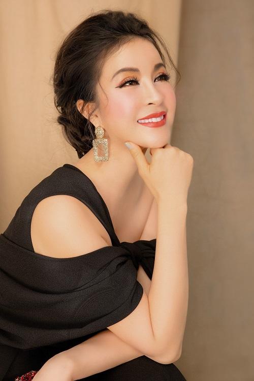 MC Thanh Mai: Yêu ở tuổi gần 50 tôi không ghen tuông, không tiếc nuối hào quang quá khứ - Ảnh 2