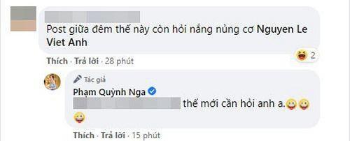 """""""Cá sấu chúa"""" Quỳnh Nga lại tung ảnh đốt mắt người xem, cư dân mạng lập tức réo tên Việt Anh - Ảnh 3"""