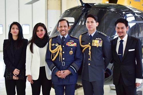 Nguyên nhân hoàng tử Brunei đột ngột qua đời được em trai tiết lộ - Ảnh 3