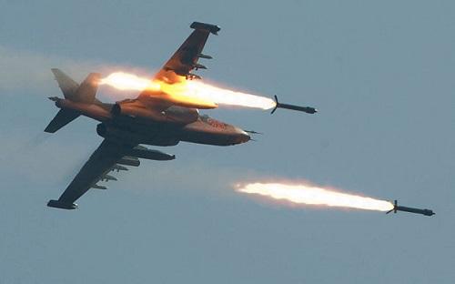 Tình hình chiến sự Syria mới nhất ngày 29/10: Hơn 20 máy bay Nga và SAA oanh tạc dữ dội khủng bố IS - Ảnh 1