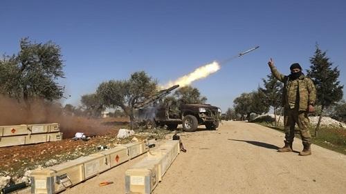 Tình hình chiến sự Syria mới nhất ngày 29/10: Hơn 20 máy bay Nga và SAA oanh tạc dữ dội khủng bố IS - Ảnh 2