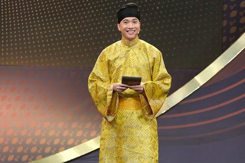 """Lấn sân sang làm MC gameshow, S.T Sơn Thách đem cả """"vựa muối"""" đến cho khán giả - Ảnh 2"""