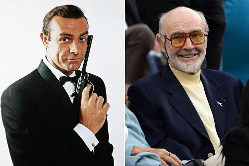 """""""Điệp viên 007"""" đầu tiên trên màn ảnh - Sean Connery qua đời ở tuổi 90 - Ảnh 1"""