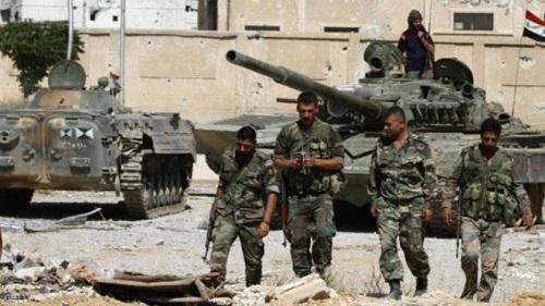 Tình hình chiến sự Syria mới nhất ngày 5/10: Quân đội Syria bắt đầu chiến dịch gần Cao nguyên Golan - Ảnh 1