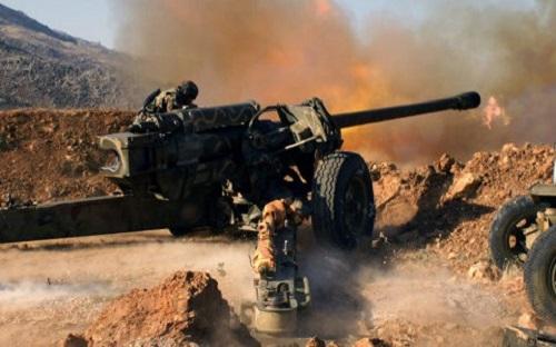 Tình hình chiến sự Syria mới nhất ngày 9/10: IS trả giá đắt khi tiến hành tấn công quân đội Syria - Ảnh 1