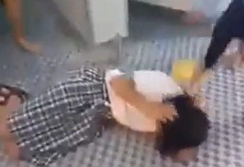 Nguyên nhân nữ sinh lớp 7 ở Tây Ninh bị đánh, quay clip trong nhà vệ sinh - Ảnh 1