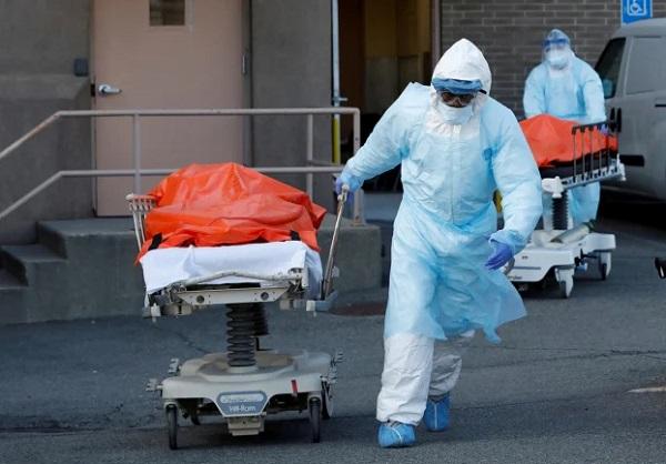 Dịch COVID-19 ngày 13/11: Hơn 10.000 người tử vong trong ngày trên toàn cầu - Ảnh 1