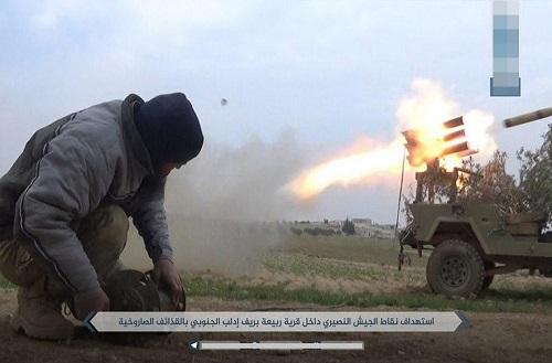 Tình hình chiến sự Syria mới nhất ngày 13/11: Phiến quân liên tục bắn phá vùng hạ nhiệt căng thẳng - Ảnh 1