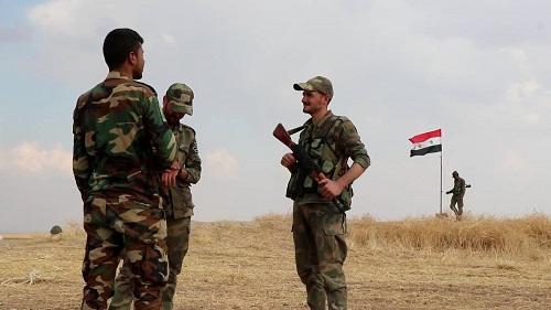 Tình hình chiến sự Syria mới nhất ngày 13/11: Phiến quân liên tục bắn phá vùng hạ nhiệt căng thẳng - Ảnh 2