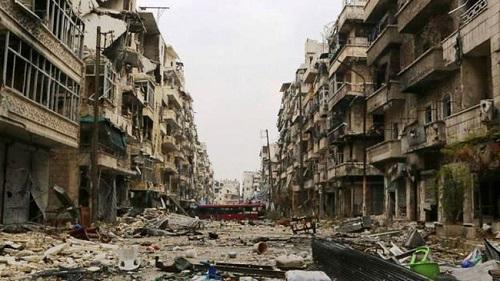 Tình hình chiến sự Syria mới nhất ngày 13/11: Phiến quân liên tục bắn phá vùng hạ nhiệt căng thẳng - Ảnh 3