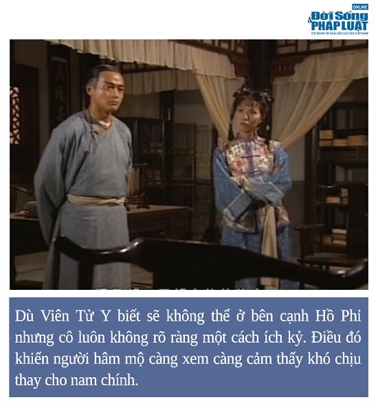 Nữ chính bị ghét nhất trong tiểu thuyết kiếm hiệp Kim Dung - Ảnh 2