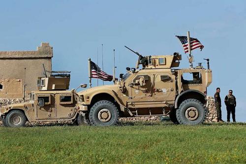 Tình hình chiến sự Syria mới nhất ngày 17/11: Ông Trump không hay biết về số quân Mỹ ở Syria - Ảnh 2
