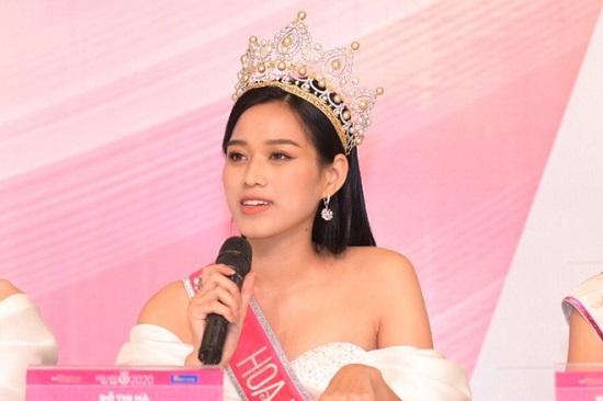 """Tân Hoa hậu Việt Nam lên tiếng sau khi bị """"bóc phốt"""" phát ngôn dung tục trên mạng xã hội - Ảnh 1"""