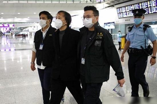 Ông trùm hắc bang khét tiếng nhất Hong Kong bị bắt - Ảnh 2