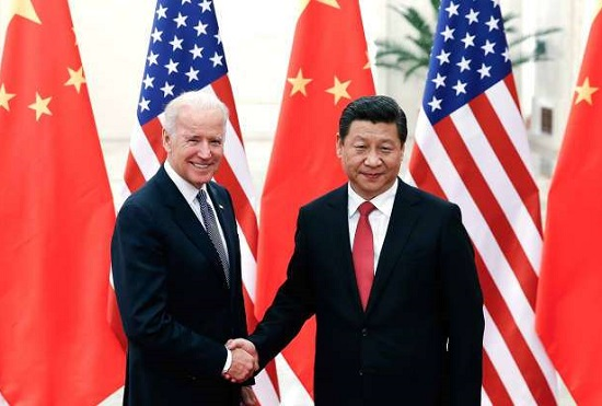 Chủ tịch Trung Quốc gửi điện chức mừng ông Joe Biden đắc cử - Ảnh 1