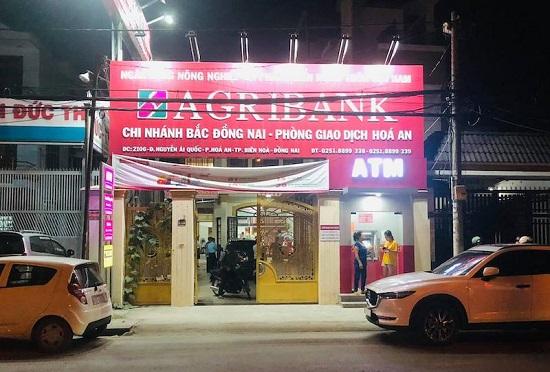 Truy bắt đối tượng cướp ngân hàng táo tợn ở Đồng Nai - Ảnh 1