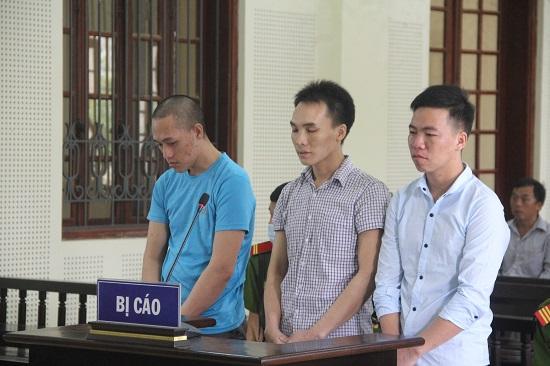 Nước mắt muộn màng của 3 thanh niên lĩnh án tử vì vận chuyển hơn 30kg ma túy - Ảnh 1