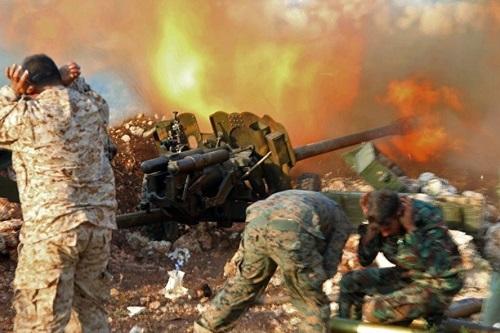 Tình hình chiến sự Syria mới nhất ngày 28/11: IS dùng máy bay chiến đấu tấn công dữ dội quân đội Syria - Ảnh 1